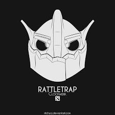 logo rattletrap clockwerk dota 2 by ritchyzz on deviantart