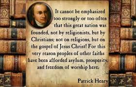 Patrick Henry Quotes Christianity