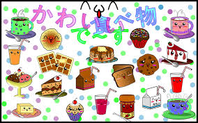 cute food wallpaper. Exellent Wallpaper Cute Food Wallpaper By Sayurihime7  To A