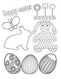 50 Easter Free Printable Coloring Pages If You Want To Print The