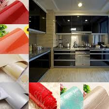 covering furniture with contact paper. Yazi Gloss Oil Proof PVC Self Adhesive Contact Paper Kitchen Wall Sticker Decor | Home \u0026 Covering Furniture With S