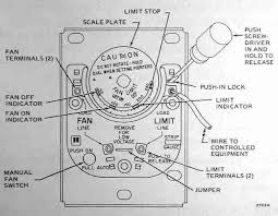 l4064b wiring diagram simple wiring diagram site how to install wire the fan limit controls on furnaces honeywell honeywell fan limit l4064b wiring diagram