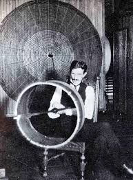 nikola tesla alternating current. he invented for this purpose a \u0027tesla coil\u0027, high frequency transformer that takes the 60-cycle of alternating current electricity, nikola tesla 9