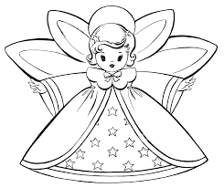 Fantasy Angel Coloring Pages Free 16 M Fairies Falling For Kids Best