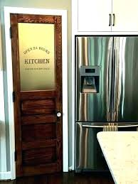 sliding pantry doors diy cabinet door track closet with frosted glass kitchen cabinets