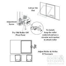 andersen sliding glass door adjustments patio doors contemporary