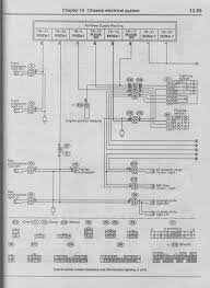 subaru ac wiring diagram wiring diagram technic