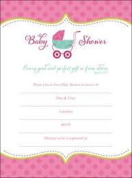 baby girl invite baby shower invitation baby girl