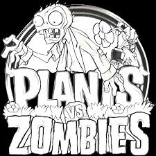 Disegni Da Colorare Plants Vs Zombies Morning Kids