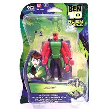 Ben10 alien force toys