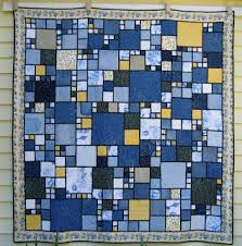 Free Pattern Friday – Denim Quilt | Katie's Quilting Corner & Free Pattern Friday – Denim Quilt Adamdwight.com