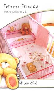 baby nursery forever friends pink 100