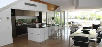 How To Decorate An Open Concept Kitchen/Living Room Design