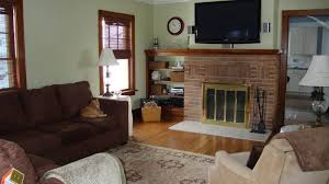 brown blue living room. Blue Green And Brown Living Room Interior Design