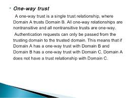 4040 Determining Trust Relationships Mesmerizing Trust In Relationships