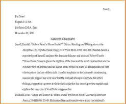 apa bibliography example   kozanozdra Pinterest