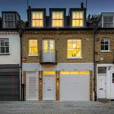 Central London Mews Housesu0027 Rising Value  How To Spend ItMews Home