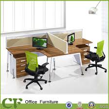 t shaped office desk. T Shaped Two Seater Office Partition Wooden Furniture Staff Desk