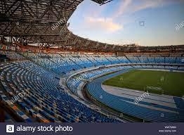 San Paolo Stadium Stockfotos und -bilder Kaufen - Alamy