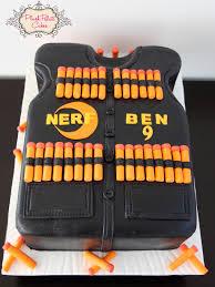 תוצאת תמונה עבור nerf cakes TJ s Nerf War