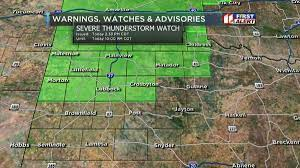 Severe Thunderstorm Watch extended to ...