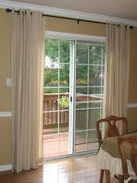 sliding door curtains good patio curtain rods for dry new rod glass target