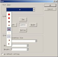 Port Tool Chart Flow Chart Drawing Connect Point Activex Control