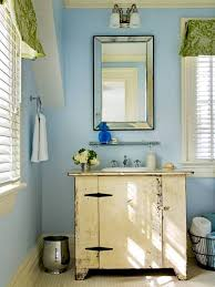 Light Bathroom Colors Small Bathroom Remodel With Light Blue Color Small Bathroom