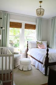 Real Room Inspiration: Nursery Plus Guest Room Dual-Purpose Spaces