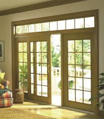 3 panel french patio doors. 3 Panel Interior Wood Sliding French Doors Patio O