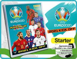 Janne andersson kommer inför mästerskapet att välja ut. Panini Road To Uefa Euro 2020 Em Adrenalyn Xl 1 Starter 10 Booster Eur 18 79 Picclick Fr