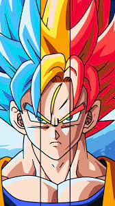 Iphone 6 Dragon Ball Super Wallpaper