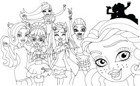 Descendants 2 Free Printable Coloring Pages Free Printable