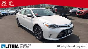 Lithia Toyota of Redding | New & Used Cars Redding CA| Serving Red ...