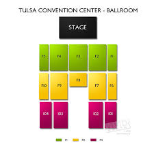Cox Business Center Ballroom Seating Chart Cox Center Seating Chart Related Keywords Suggestions