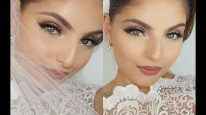 my wedding day makeup tutorial