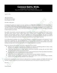 Early Childhood Consultant Sample Resume Extraordinary Education Consultant Application Letter Sample In 48 App Letters