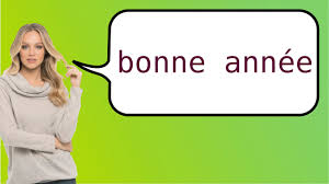 Image result for happy new year in french