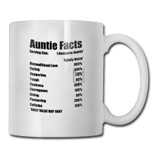 Amazoncom Funny Quotes Mug With Sayings Gifts For Aunts From
