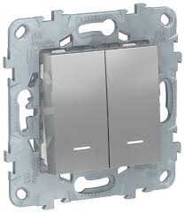 <b>Переключатель</b> (с 2-х мест) <b>Schneider Electric NU521330N</b> ...
