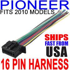 2010 pioneer wire harness deh p4200ub ebay Wire Harness For Pioneer Car Stereo Wire Harness For Pioneer Car Stereo #41 Raptor Car Stereo Wire Harness