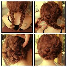 Easy Hair Style For Girl such a good quick hairstyle for us curlys beauty pinterest 4470 by wearticles.com