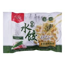 Xin Jia Fu Dumpling - Chives & Pork | NTUC FairPrice