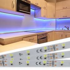 lighting sets. Blue LED Strip Light Kitchen Set Lighting Sets U