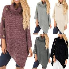 <b>2019 Autumn Winter Turtleneck</b> Sweater Thick Warm Knitwear ...