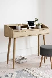 Next office desk Nexera Black Stockholm Desk Whats Best Next Home Office Furniture Hallway Furniture Next Official Site