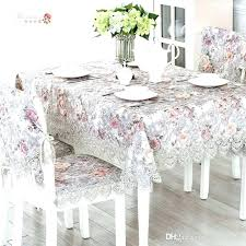 modern round tablecloth modern round tablecloth exquisite jacquard lace round table cloth romantic rural tablecloth table