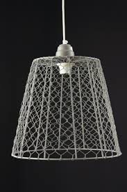 Wire Mesh Lamp Shades