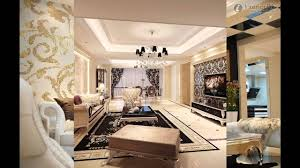 Wallpaper Decoration For Living Room Best Sitting Room Wallpaper Designs Youtube