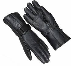 zaysoo Special Black <b>1 Pair</b> Leather Snow Proof <b>Winter</b> Gloves ...